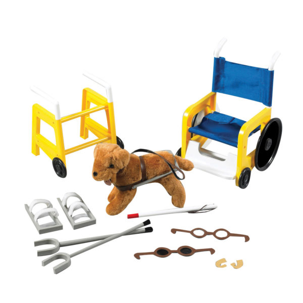 disabled play set