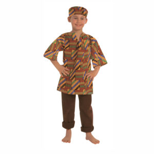 african children's dress up