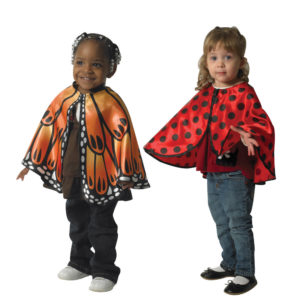 bug capes dress up