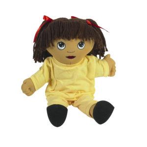 sweat suit doll