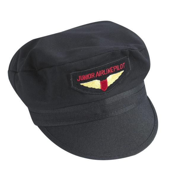 junior airline pilot dress up hat