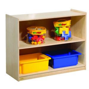 classroom shelf storage