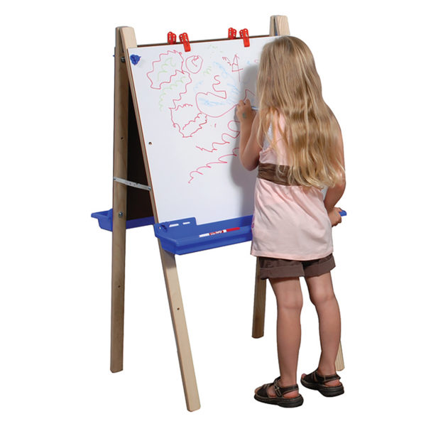 toddler easel for classroom