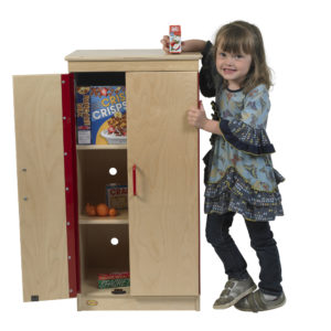 toddler refrigerator