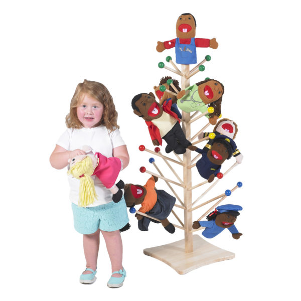 role play puppets for toddlers