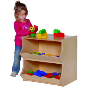 play storage for toddlers