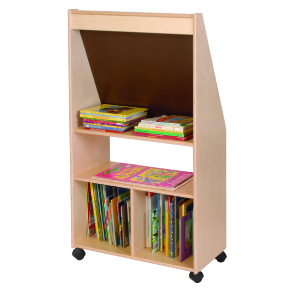 easel storage for classroom