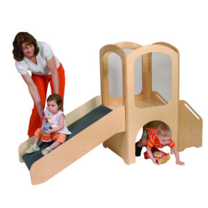 toddler slide and classroom equipment