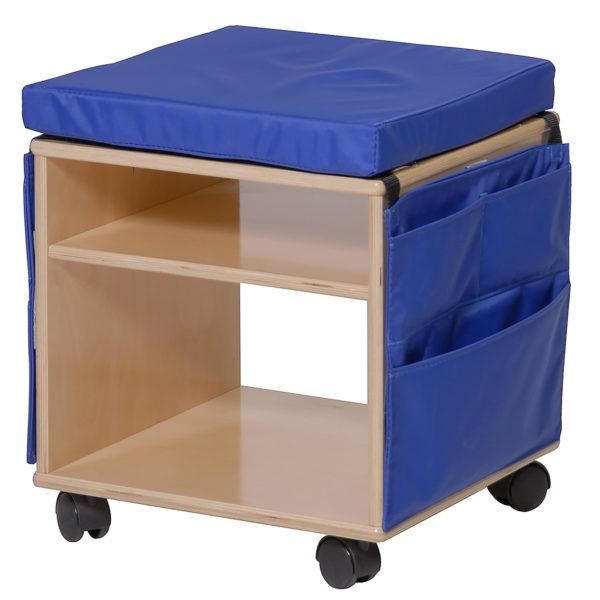 book storage seat