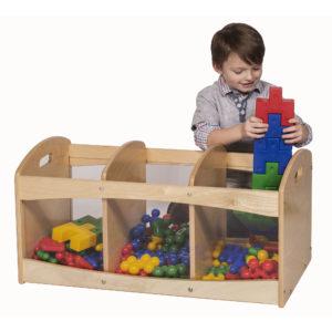 toddler block storage