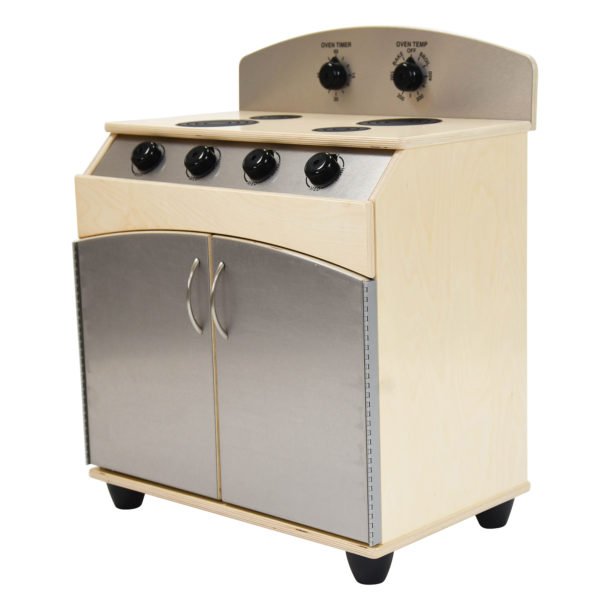 contemporary toddler oven