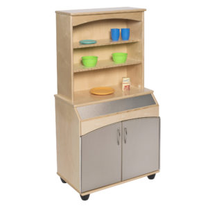 contemporary Toddler hutch