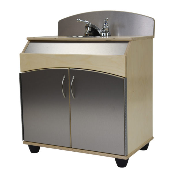 contemporary toddler sink