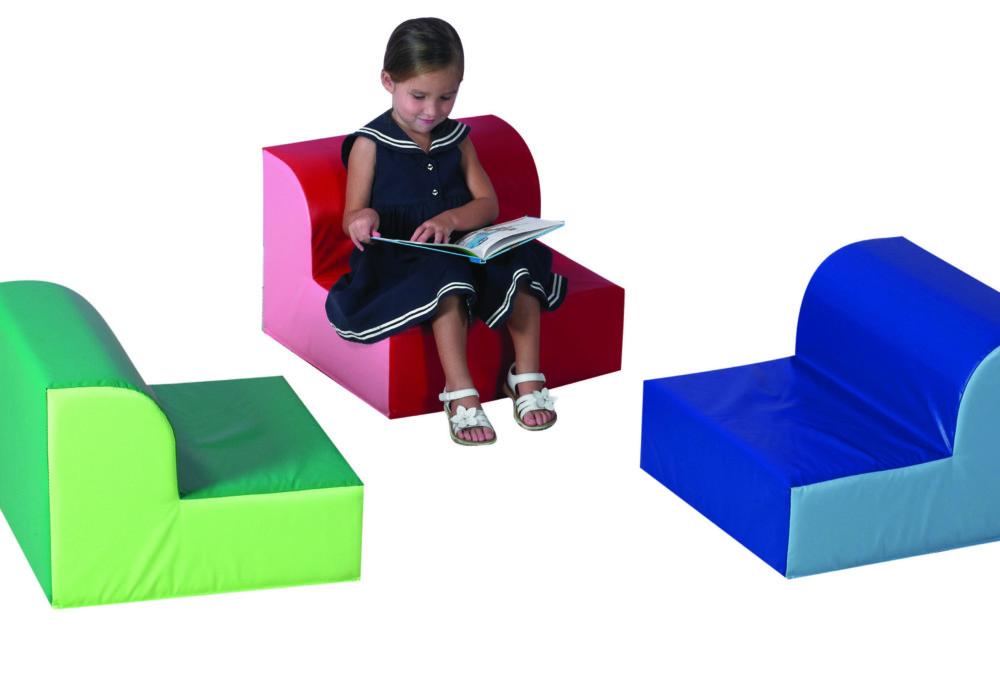 children's soft chairs