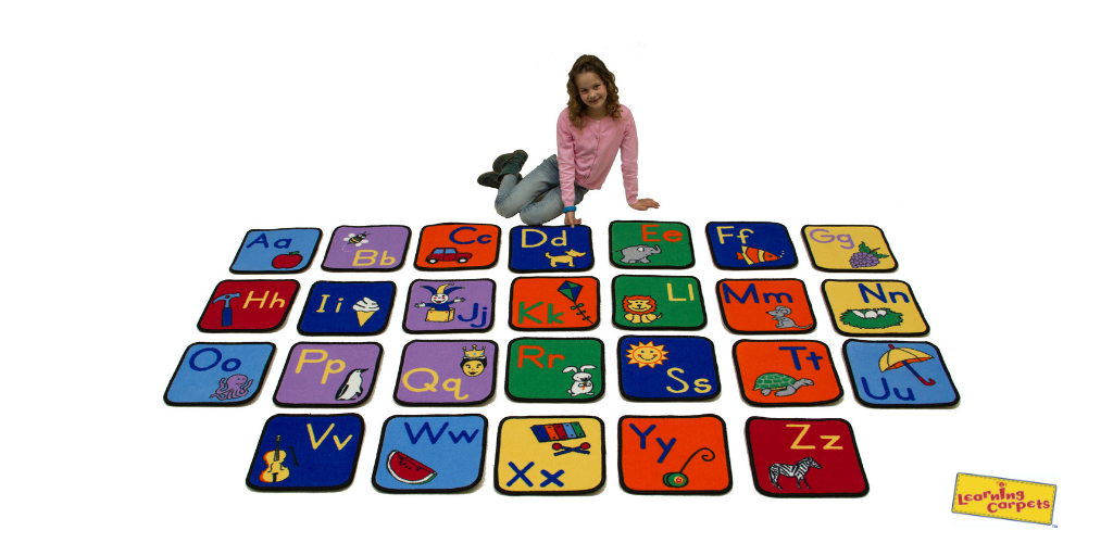 Children's Factory Learning Carpets blog image - Carpets for Classroom