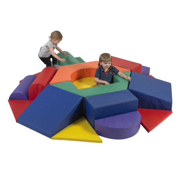 baby nuts and bolts climber