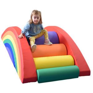 rainbow arch climber