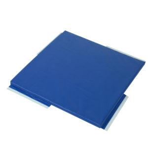modular mat - blue
