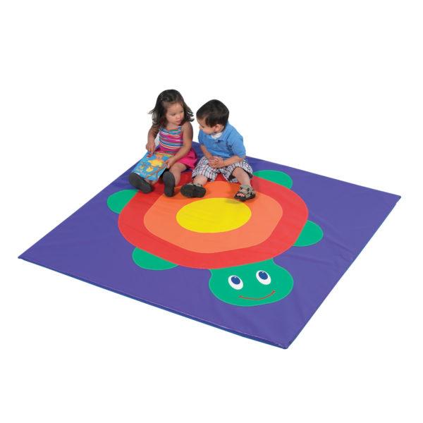 turtle hatching play mat