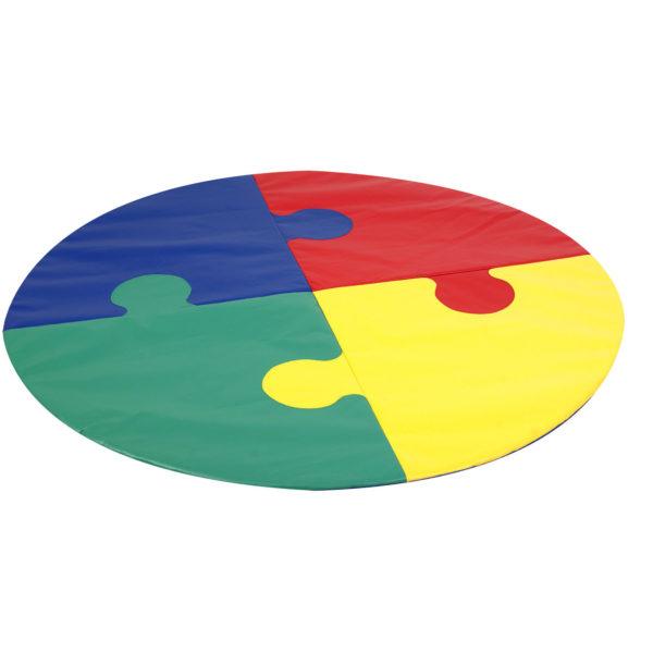 Circle Puzzle Mat