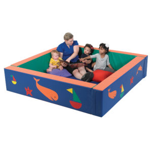 ball pit without balls
