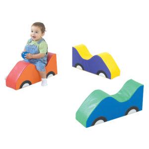 mini car soft riders