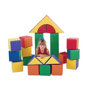 soft blocks set of 21