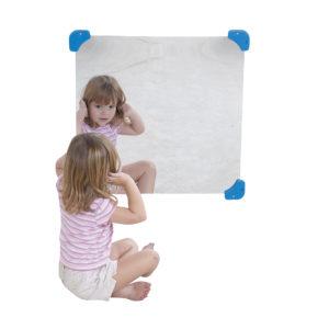 30 inch square mirror
