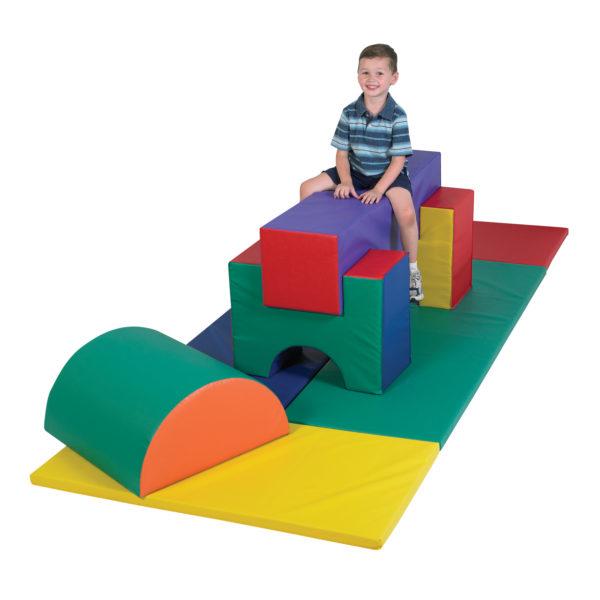 block play set