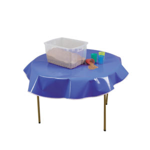 round splash mat