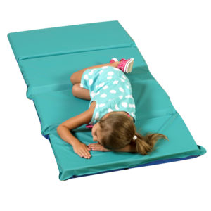 green rest mat