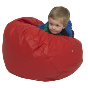 red bean bag