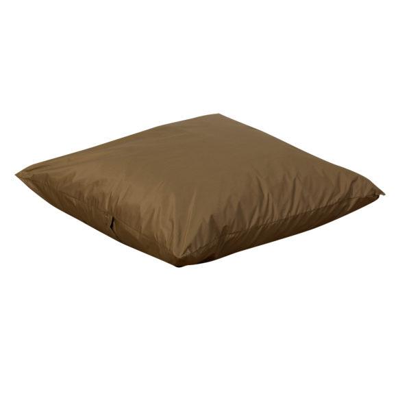 soft brown pillow