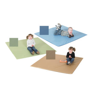 two tone activity mats