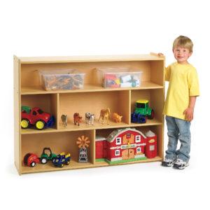 3 shelf storage