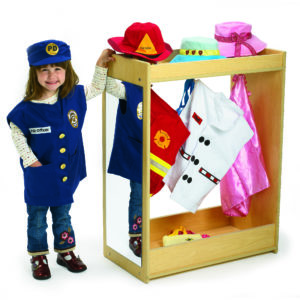 dress-up storage