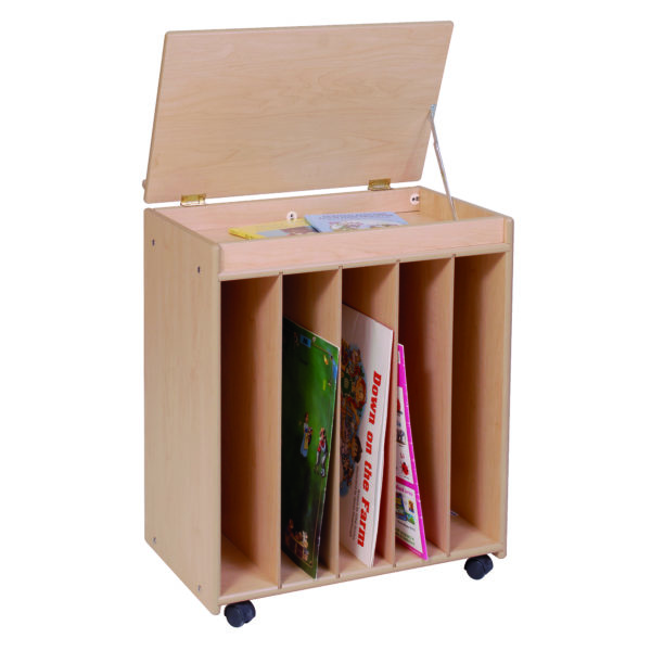 big book easel storage
