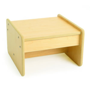 solid birch table