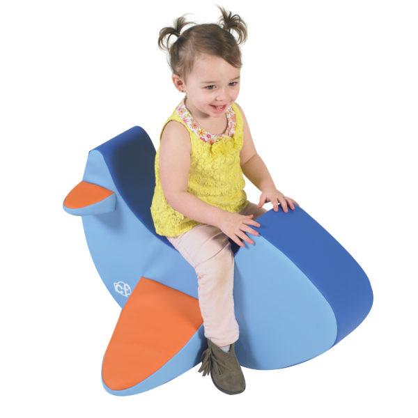 airplane soft chair