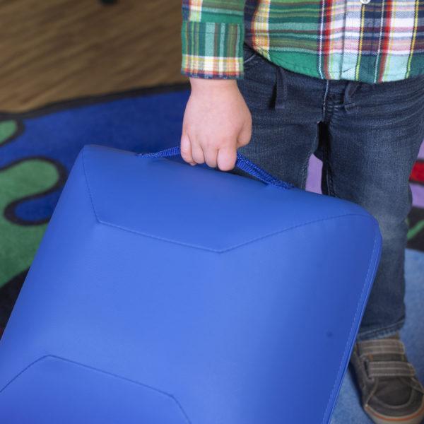 dark blue turtle seat 12 inch set of 2