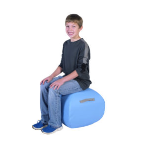light blue turtle seat 12 inch