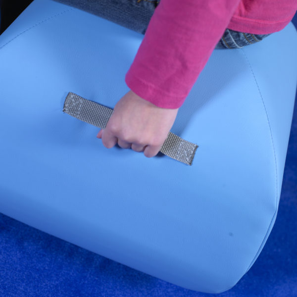 light blue turtle seat 12 inch set of 2