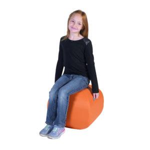 orange turtle seat 12 inch