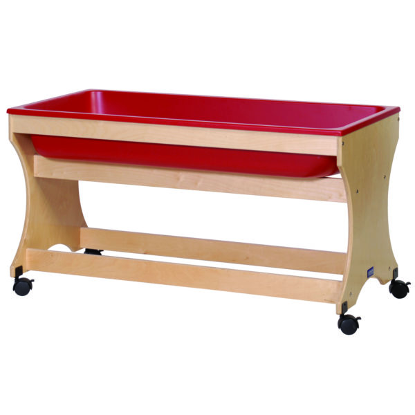 birch sand and water table
