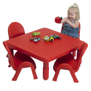 children at large red square value table
