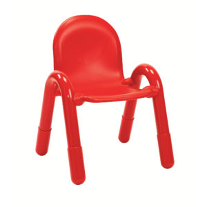 baseline chair red