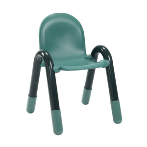 baseline chair teal green