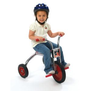 silver rider 12 inch trike
