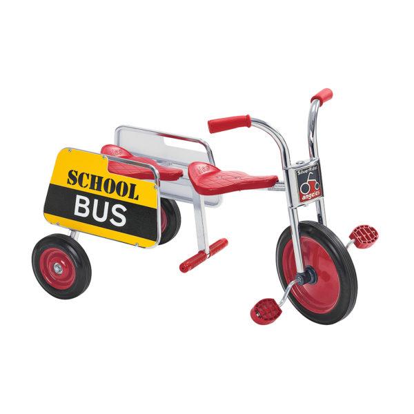 silver rider school bus