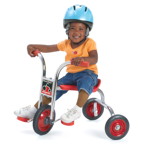 silver rider tricycle